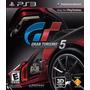 Gran Turismo 5 Para Ps3 Totalmente Nuevo Y Sellado