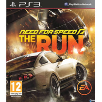 Ps3 Need For Speed The Run Para Playstation 3