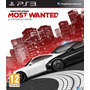 Need For Spped Most Wanted Ps3 Disco Nuevo Y Sellado