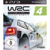 Wrc 4 Fia World Rally Championship Ps3 - Entrega Inmediata
