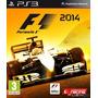 Juego Ps3 F1 2014 Totalmente Nuevo Original Y Sellado