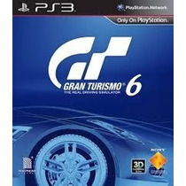 Juego Ps3 Licencia Original Gran Turismo 6...