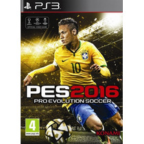 Pes 2016 Ps3 Juego Digital. Atencion Inmediata Pes 16 Play 3