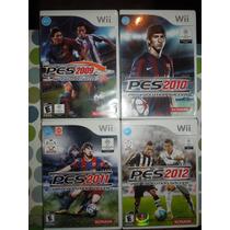 Pro Evolution Soccer Pes 2012 2011 2010 2009