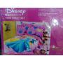 Edredon Infantil Individual Princesas + Sabanas