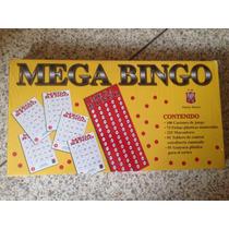 Mega Bingo. El Juego De La Suerte