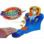 Juego De Mesa Mini Basketball Pinball Infantil
