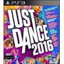 Juegos Ps3 Just Dance 2016 Nuevo Original Y Sellado!