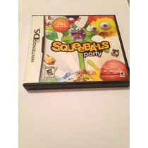 Juego Nintendo Ds. Squee Balls Party