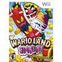 Juego Wario Land Shake It Nintendo Wii Original Nuevo