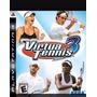 Ps3 Virtua Tennis 3, Tenis Para Playstation 3 .
