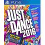 Juegos Ps4 Just Dance 2016 Nuevo Original Y Sellado!