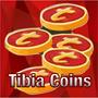 Tibia Premium Scroll, Coins, Kks.