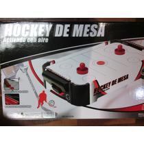 Hockey De Mesa Activado Con Aire (mesa Pequeña)