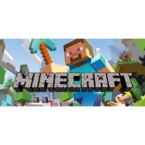 Minecraft Para Pc Y Minecraft Pocket Edition Android 2x1