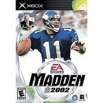 Madden Nfl 2002 (xbox) En Oferta!