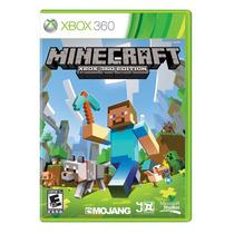 Juego Xbox 360 Minecraft Totalmente Nuevo Y Sellado