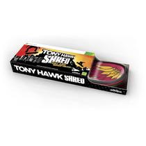 Tabla De Xbox 360 Tony Hawk: Shred Con Juego Original