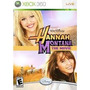 Hannah Montana Xbox 360 Nuevo Aproveche