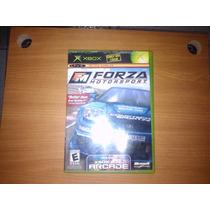 Forza Motosport Original Xbox Clásico Usado