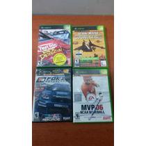 Juegos De Xbox 1 Originales Usado