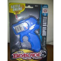Lanzador Para Beyblades Con Lazer Apuntador