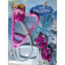 Set De Doctora Juguete De Frozen Niñas