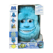Mascara De Sully Monsters Inc University Original Sulley
