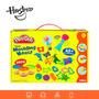 Play Doh Moulding Manía 3 Plastilinas + 45 Accesorios #22440