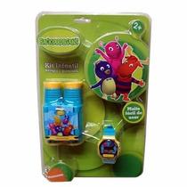 Reloj Y Binoculares Infantiles Backyardigans 962-28069