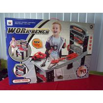 Banco De Trabajo De Mecanico Para Niño