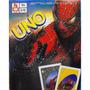 Juego De Cartas Uno De Spiderman Hombre Araña Para Niños