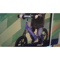 Bicicleta Didactica De Balance Para Niños De 2 Años A 5 Años