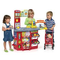 Set De Supermercado De Juguete Molto Para Niños Niñas Nuevo