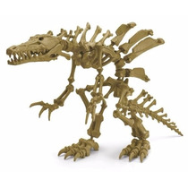 Dinosaurios Y Aliens Skeleflex Armables Original Kreisel.