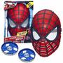 Spiderman Máscara De Vision Arácnida