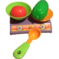 Juguete Set De Cocina Para Niñas