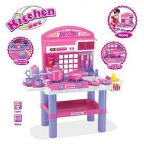 Cocina Kitchen Set Para Niñas