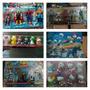 Hello Kitty Avenger Mario Bros Ben10 Toy Story Cars.al Mayor