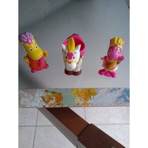 Backyardigans Con Movimiento Coleccionable.