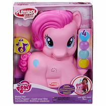 My Little Pony Pinky Pie Lanza Bolitas De Playskool Musical!