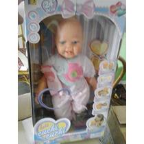 Muñeca Bebe Sabroso Cuchi Cuchi