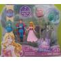 Princesa Aurora (set De 7 Figuras) Bella Durmiente