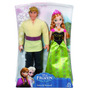 Frozen Elsa Y Anna 2-pack Original De Mattel