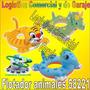 Anillo Aro Flotador Inflable Para Niños Animales 58221 Intex