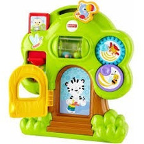 Fisher Price Animal Friends Discovery Treehouse
