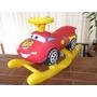 Carro Kiddieland Balancin Mecedora Montable De Cars Rayo