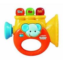 Juguete Bebé Sonajero Mi Primera Trompeta Vtech Oferta!!!