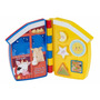 Fisher Price Juguete Libro Vayamos A La Granja Little People