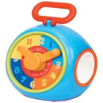 Reloj Didáctico Juguete Marca Fun Time Oferta